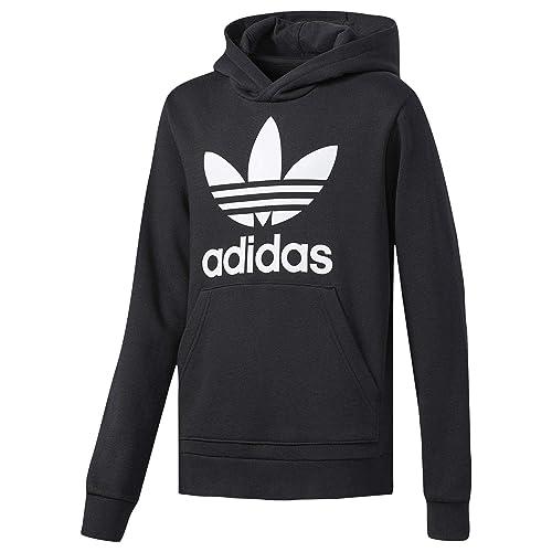 adidas Boys Originals Trefoil Hoodie d204095e4fcf