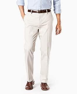 Men's Straight Fit Signature Khaki Pant D2