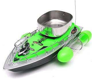 Ochoos 80M-300M Mini Remote Control RC Wireless Boat Fishing Lure Bait Boat for Fish Finder Fishing Boat - Fish Finder