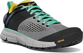 "Danner Women's 61283 Trail 2650 3"" Hiking Shoe, Gray/Blue/Spectra Yellow - 5 M"