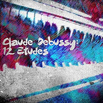 Claude Debussy: 12 Etudes