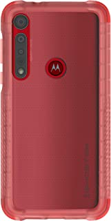 Ghostek Covert Designed for Motorola Moto G8 Plus Case Clear Slim Phone Cover Ultra Thin Silicone Bumper Shockproof Heavy ...