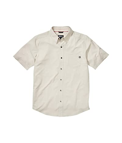Marmot Aerobora Short Sleeve Shirt (Moonbeam) Men