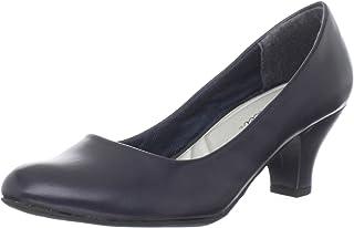 حذاء نسائي رائع من إيزي ستريت, (كحلي), 38 EU Narrow