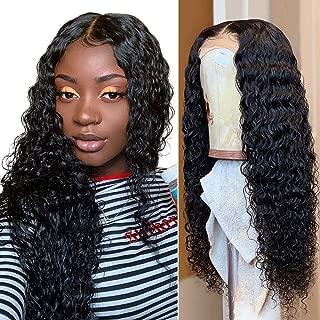 Best human hair wigs glueless Reviews