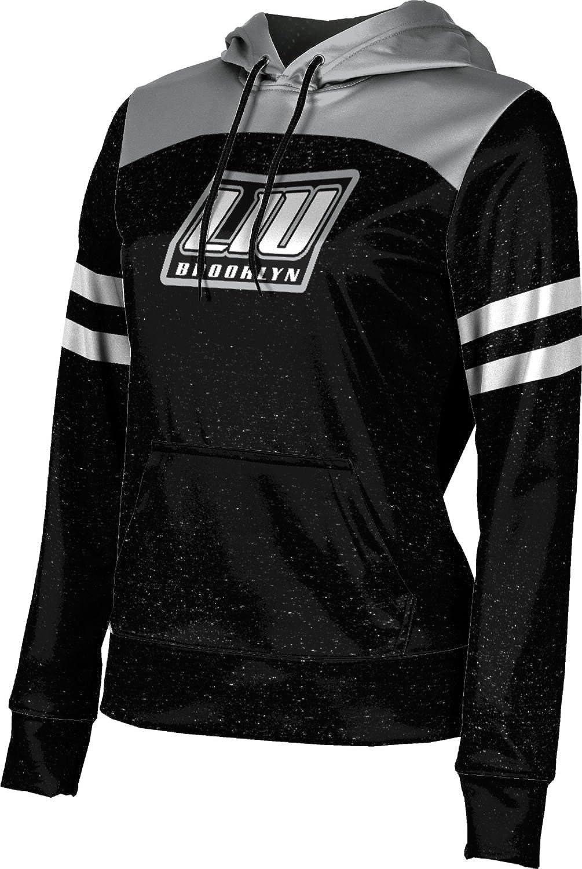 ProSphere Long Island University Girls' Pullover Hoodie, School Spirit Sweatshirt (Gameday)