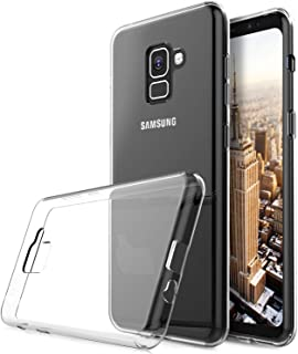 Capa Samsung Galaxy A8 Plus 2018 A730, Cell Case, Flexível, Transparente