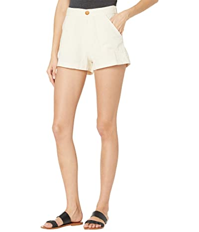 Roxy Oceanside High-Waisted Shorts Women