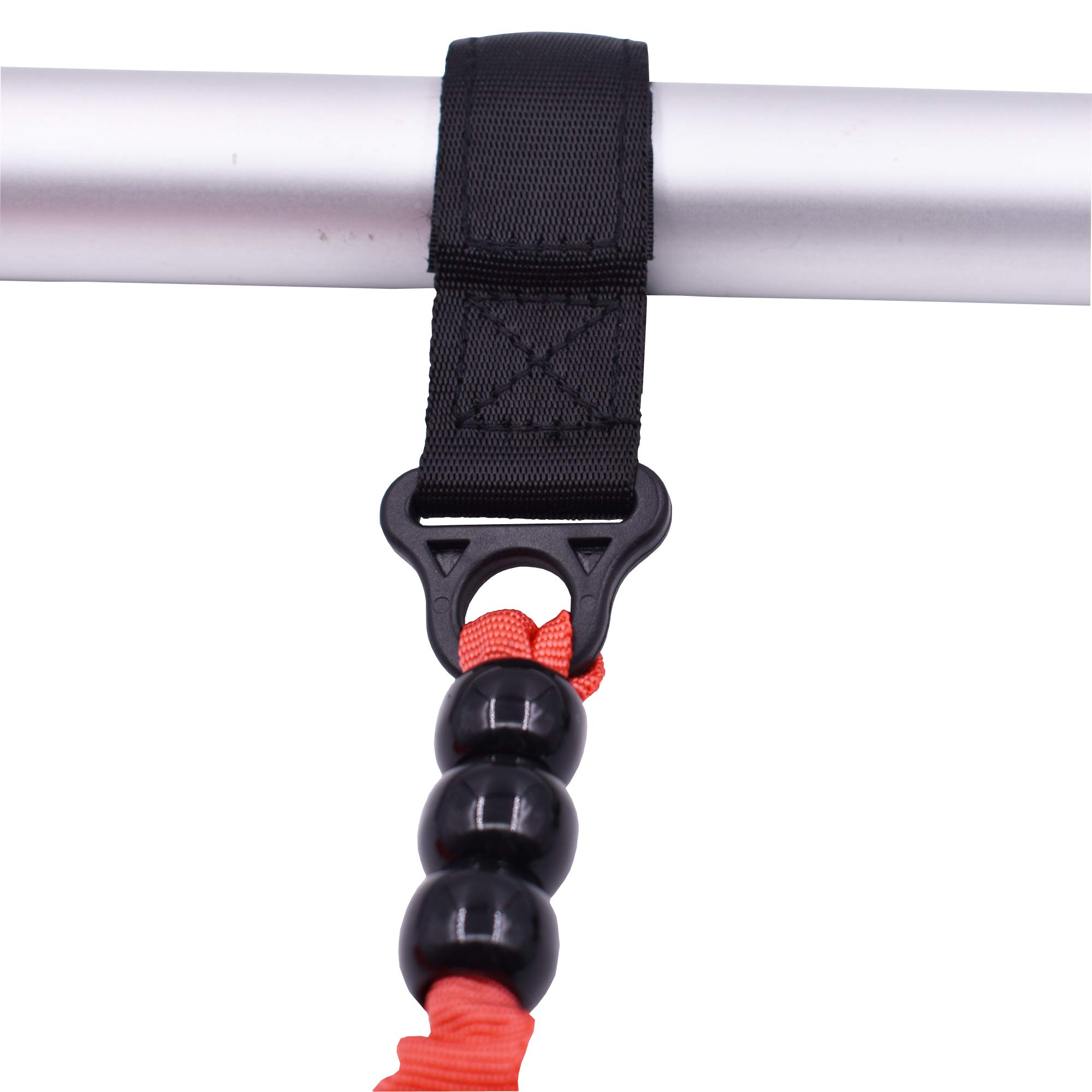 Hold Two Paddles Attached to Your Pad Eye OR D Rings No Paddles Included Yi Ya Su YYST Kayak Paddle Holder Kayak Paddle Clip Kayak Paddle Storage Clip