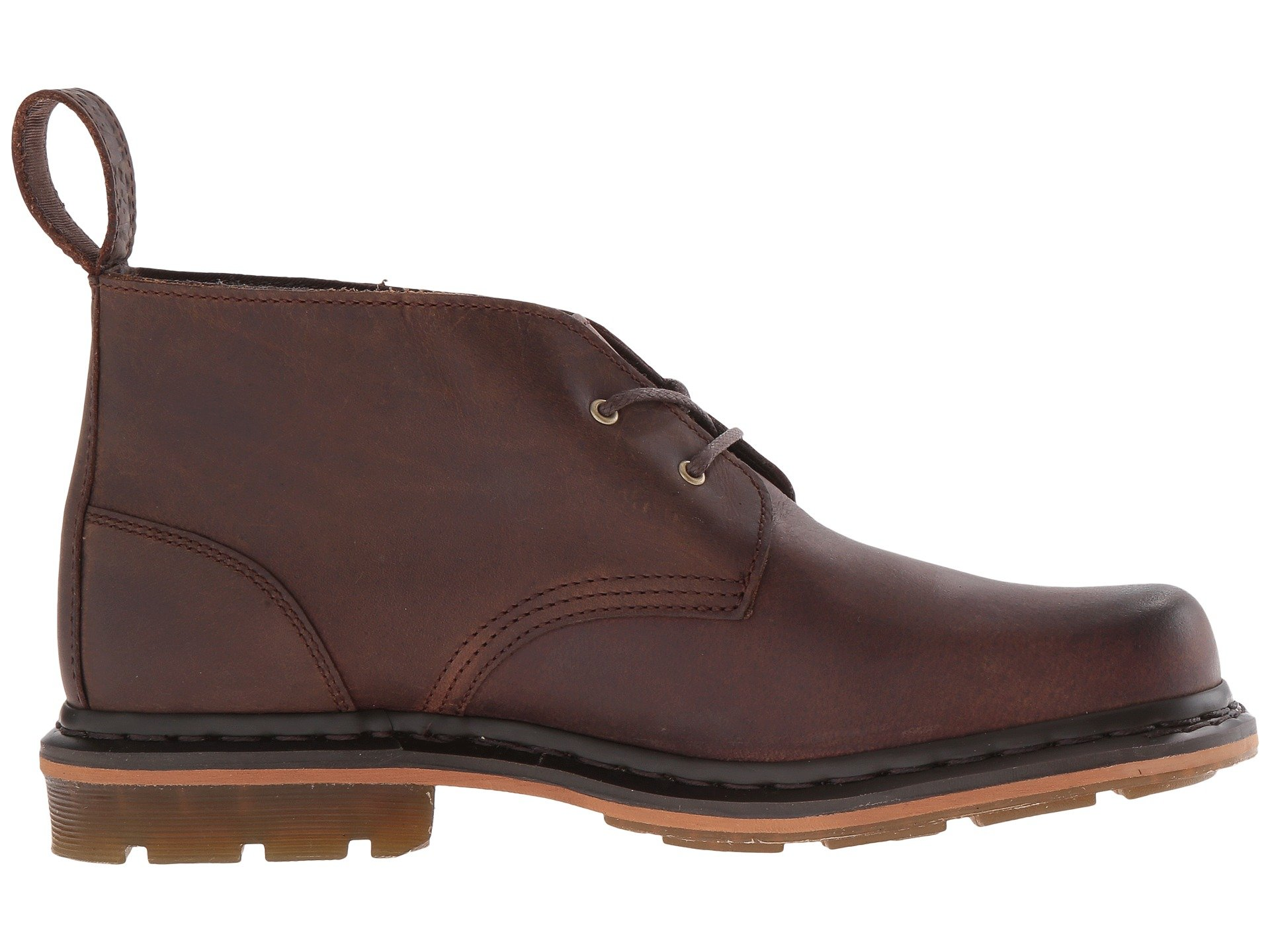 Dr. Martens Deverell Desert Boot(Men's) -Black Kingdom