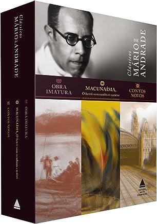 Clássicos Mário de Andrade - Caixa