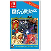 Deals on Atari Flashback Classics Nintendo Switch