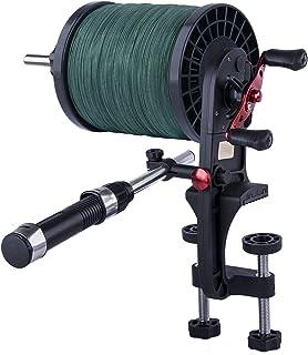Goture Fishing Line Spooler Winder Machine //Unwinding Function//Reel Spooler Fishing Line Winder Spooler Machine Spooling...