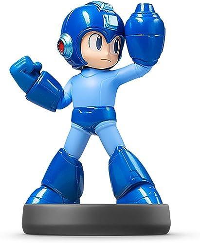 Amiibo Rockman - Super Smash Bros. series Ver. [Wii U] [import Japonais]