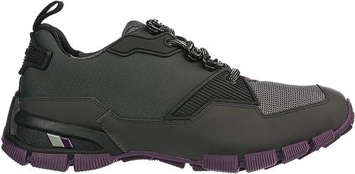schwarz Turnschuhe Herren Prada 17540shpz43518 Neue Schuhe