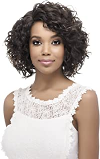 Vivica A Fox Hair Collection Paulette Natural Baby Swiss Lace Front Wig 1, 8.5 Ounce