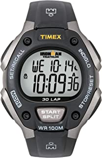 Timex Men's Ironman Classic 30 Resin Strap Watch