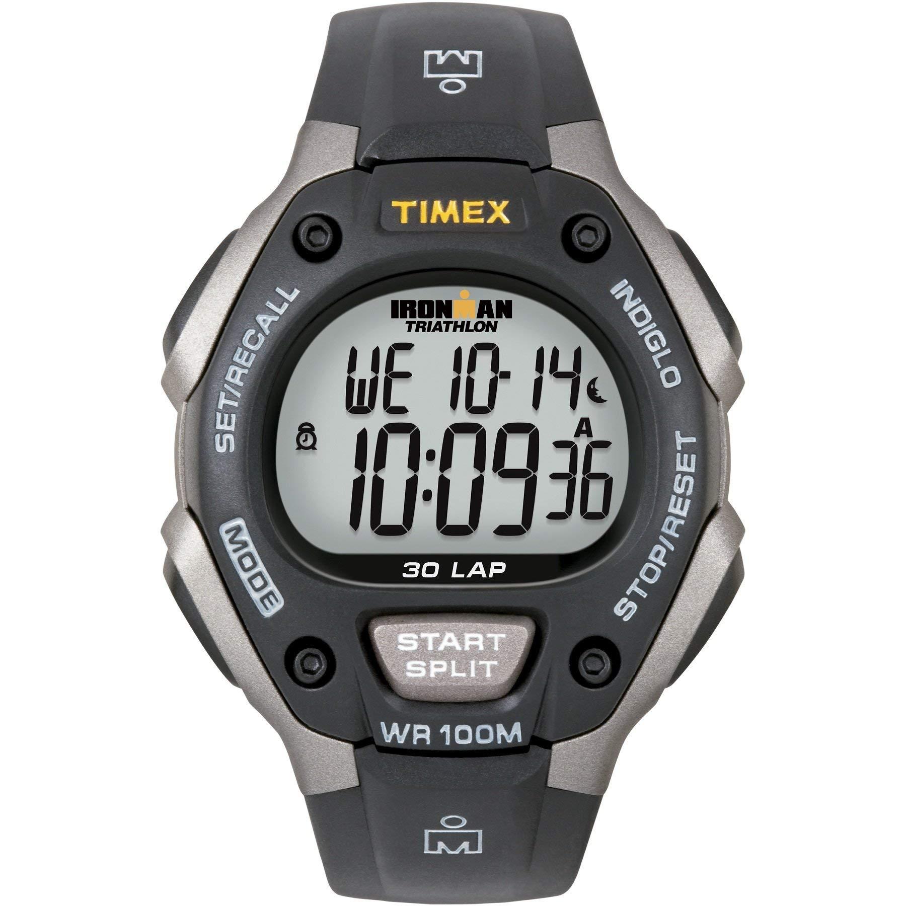 Timex T5E901 Ironman Classic Black
