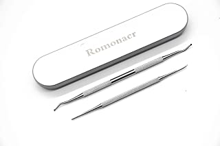 Windfulogo Ingrown Toenail Tools Lifter and File Stainless Steel 2