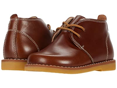 Elephantito Vintage Bootie (Toddler/Little Kid/Big Kid) (Brown 1) Boys Shoes