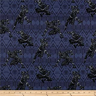 Best black panther cotton fabric Reviews