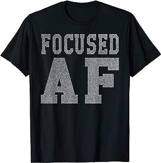 Vintage Retro Style Focused AF Funny T-Shirt