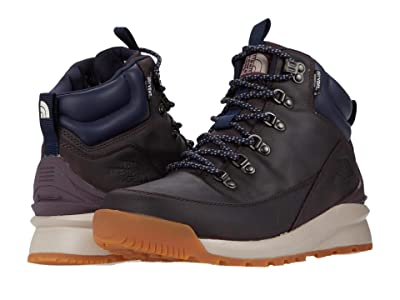 The North Face Back-to-Berkeley Mid Waterproof (Root Brown/Aviator Navy) Men