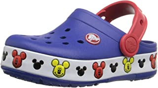 Crocs Kids' Light-Up Mickey Mouse Clog