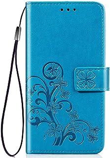 Wuzixi Case for Oppo A53 5G. Anti-Scratch, Flip Case Side suction Kickstand Feature Card Slots Case, PU Leather Folio Cove...