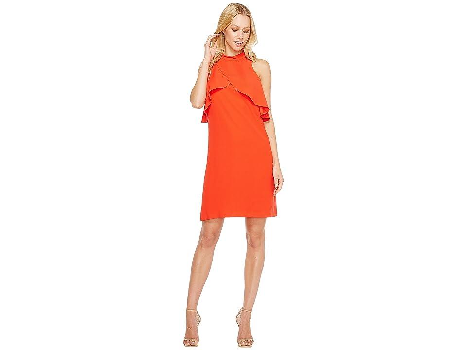CATHERINE Catherine Malandrino Aldridge Dress (Tomato Red) Women