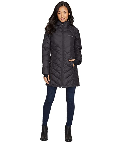 Columbia Heavenly Long Hooded Jacket at Zappos.com 2198efe3a3