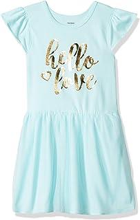 Gerber Baby-Girls Dress Long Sleeve Casual Dress