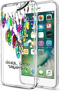 60baa96bb84 Eouine Funda iPhone SE, Funda iPhone 5s / 5, Cárcasa Silicona 3D  Transparente con