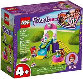 LEGO Friends Puppy Playground for age 4+ years old 41396