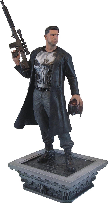 Marvel Spielfigur Comics, MAR172720, Gallery Netflix, Punisher PVC-Figur