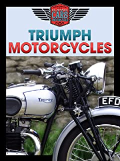 Triumph Motorcycles: Liam Dale's Classic Cars & Motorcycles