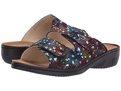 Spring Step Bellasa (Black Multi) Women