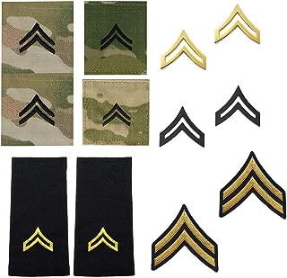 US Army Corporal Rank Bundle