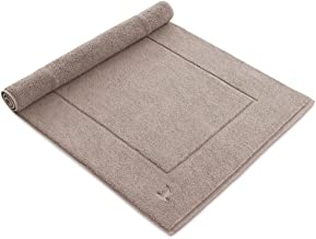 möve Superwuschel Bath mat 60 x 60 cm Made of 100 % Cotton, Cashmere