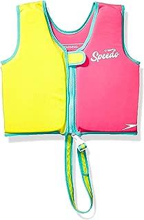 Speedo Kids' UPF 50+ Begin to Swim Classic Swim Vest-Manufacturer Discontinued
