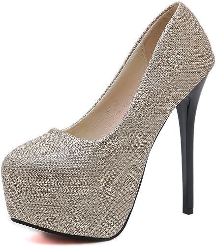 GTVERNH GTVERNH Im Sommer Die 12 Cm High-Heel chaussures Wasserdicht Dünnen Sexy Und Sandalen Im Licht Der femmeschaussures  trouvez votre favori ici