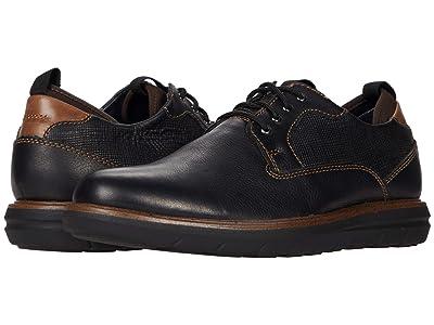 Dockers Cabot (Black Soft Tumbled Full Grain) Men