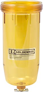 GOLDENROD (495-4) Fuel Tank Filter Replacement Bowl