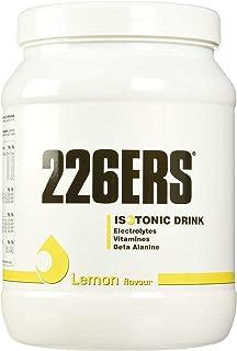 226ERS Isotonic Drink, Isotónico a base de Hidratos de Carbono, Vitaminas y Minerales, Limón - 500 gr