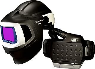 3M 27578 Adflo PAPR with Speedglas Welding Helmet 9100MP, 37-1101-30SW, HE, Li Ion Battery, Hard Hat, ADF 9100XXi