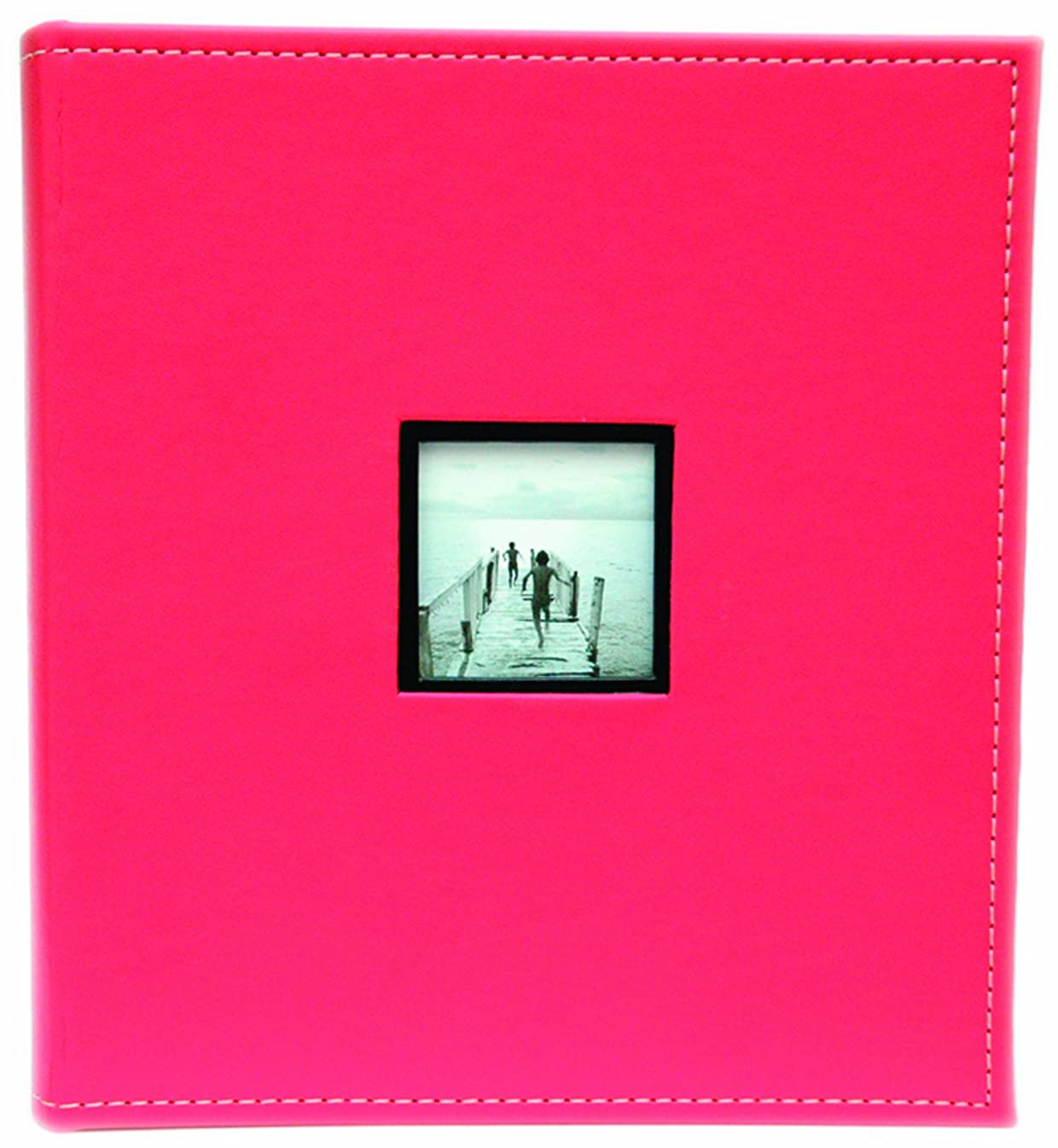 Coral Coast Prestige Slip in 200 Photo Album Pink 4x6