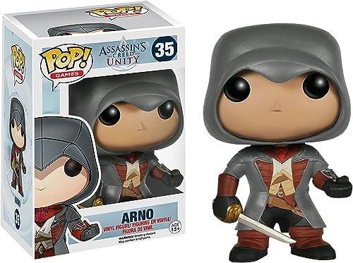 costo real Funko POP Games Games Games  Assassins Creed Unity - Arno by Funko  Envío 100% gratuito
