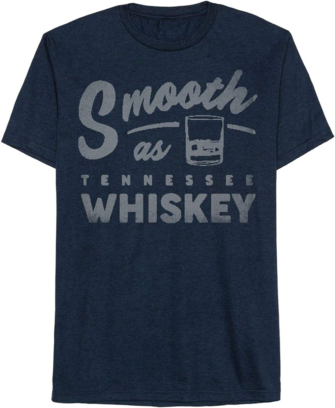 Sonoma Mens S-2XL Smooth Whiskey Graphic Tee