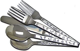 Moss Brothers Premium 20 Piece Western Flatware Set Brands