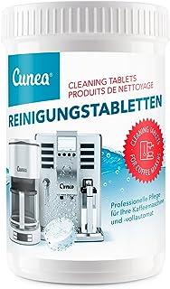 Pastilles de nettoyage pour machine à café - 150x tablettes à 2 grammes compatible avec Jura Delonghi Siemens Bosch Krups ...